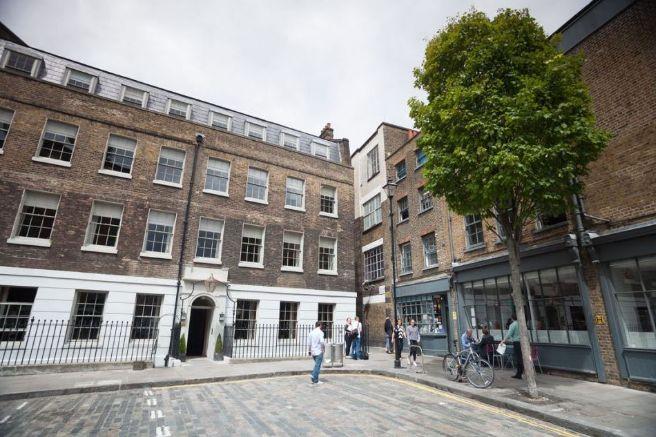 9 Dallington Street, EC1 - Clerkenwell (private, co-working, hot-desk)