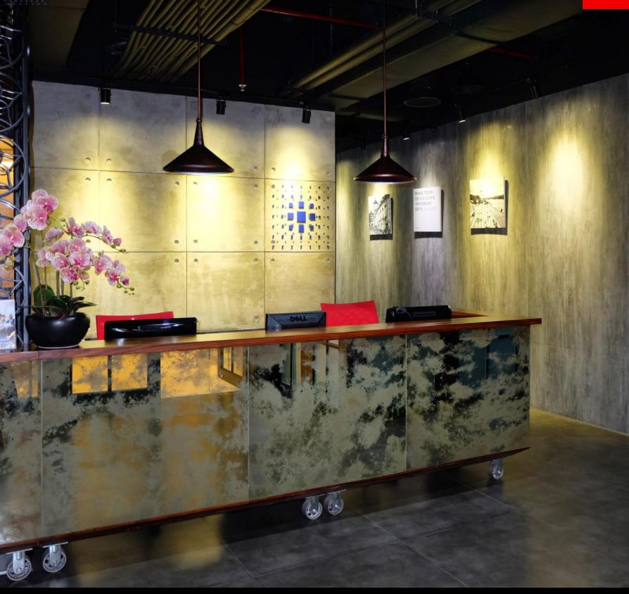 Talavera Office Suite - Jl. T. B. Simatupang Kav.22-26 - Jakarta