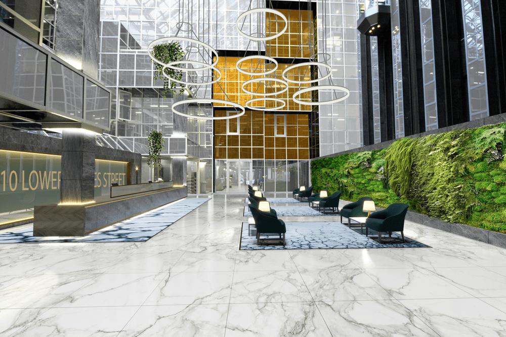 Halkin Business Centres - 10 Lower Thames Street, EC3 - Monument