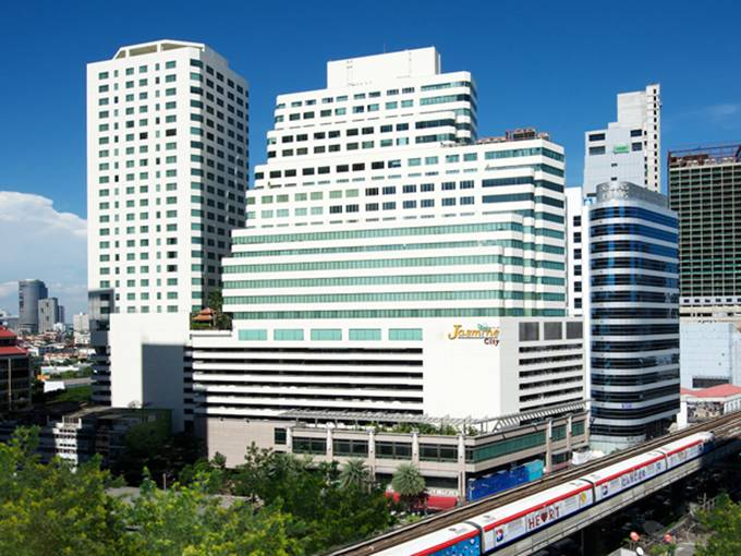 2 Jasmine City Building - Bangkok