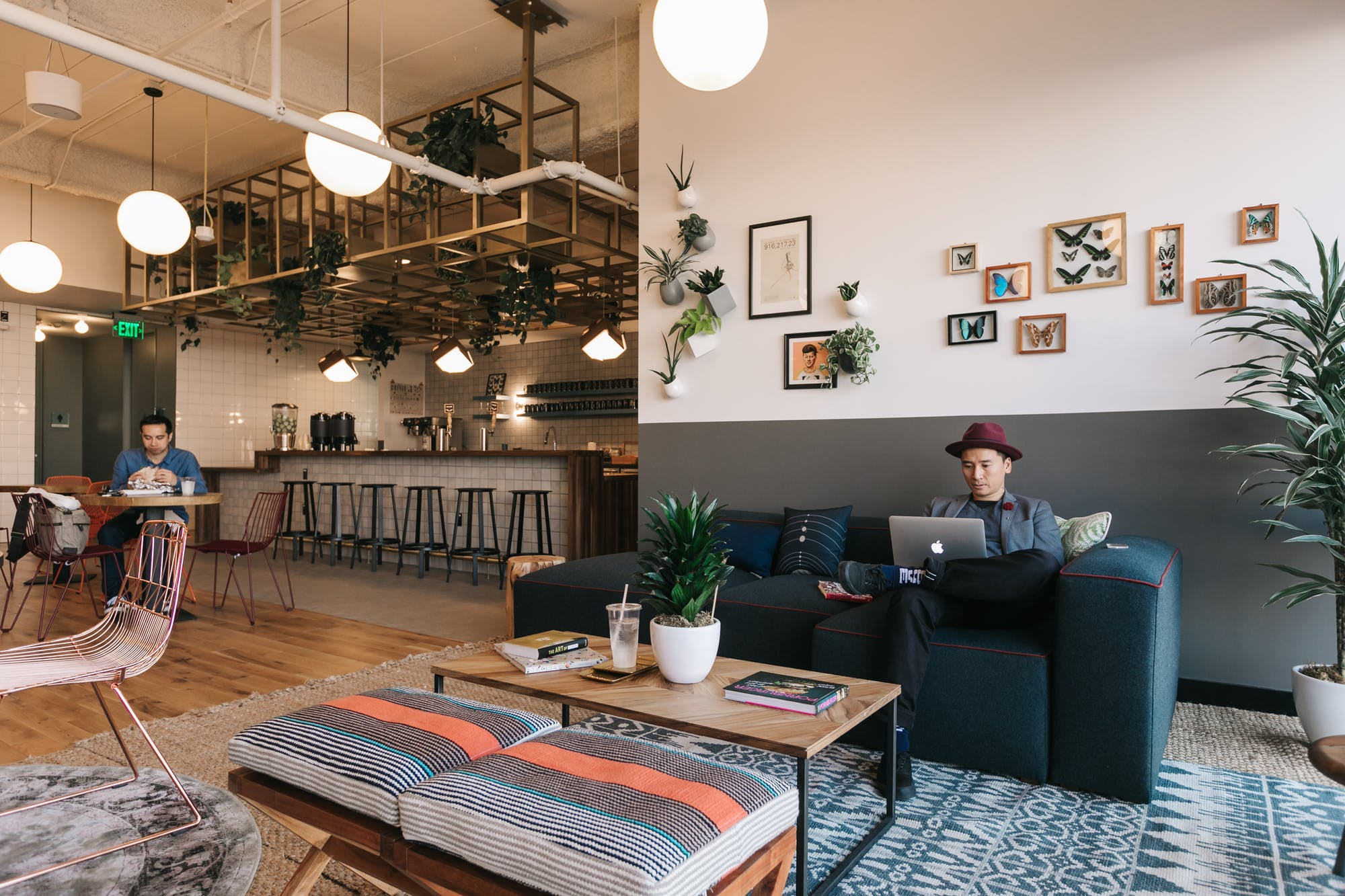 wework - The Bard - Fairchild Place, EC2 - Shoreditch (Opening 01-10-2020)