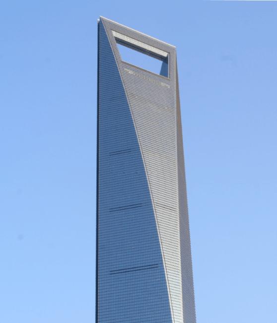 Shanghai World Financial Center - 100 Century Avenue - Pudong - Shanghai