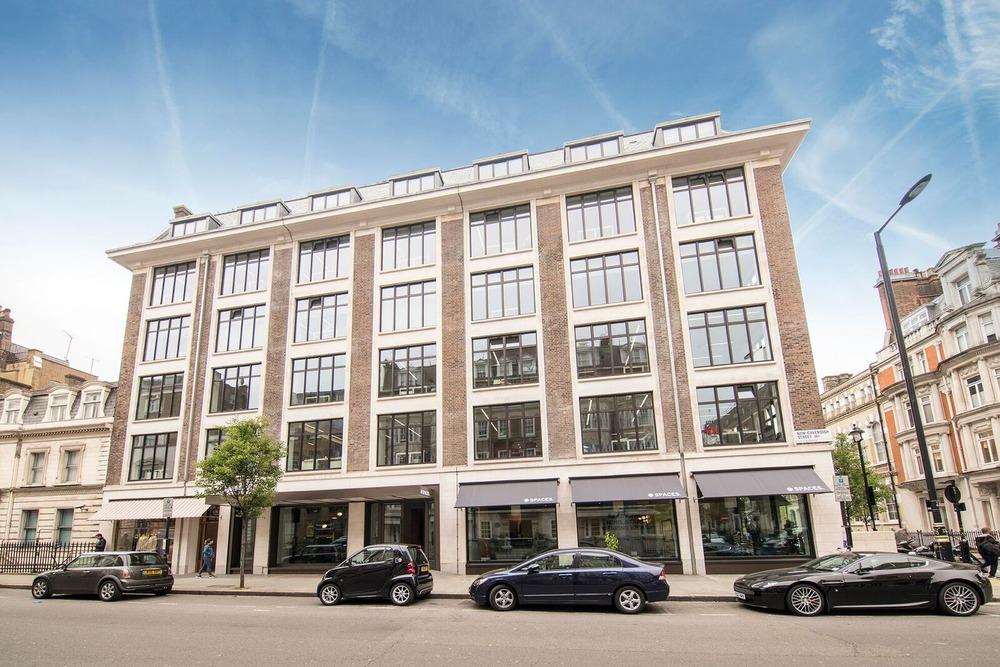 Spaces - The Harley Building - 77 New Cavendish Street, W1 - Marylebone