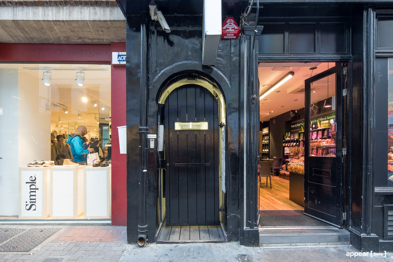 No Such Place - 68a Neal Street, WC2 - Covent Garden