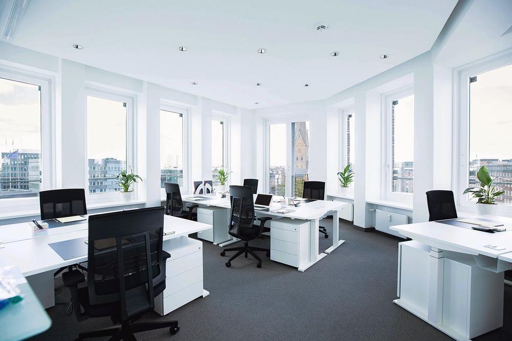 WorkRepublic - Hamburg Mitte - Brandstwiete 1 - Hamburg (private, co-working, hot-desk)