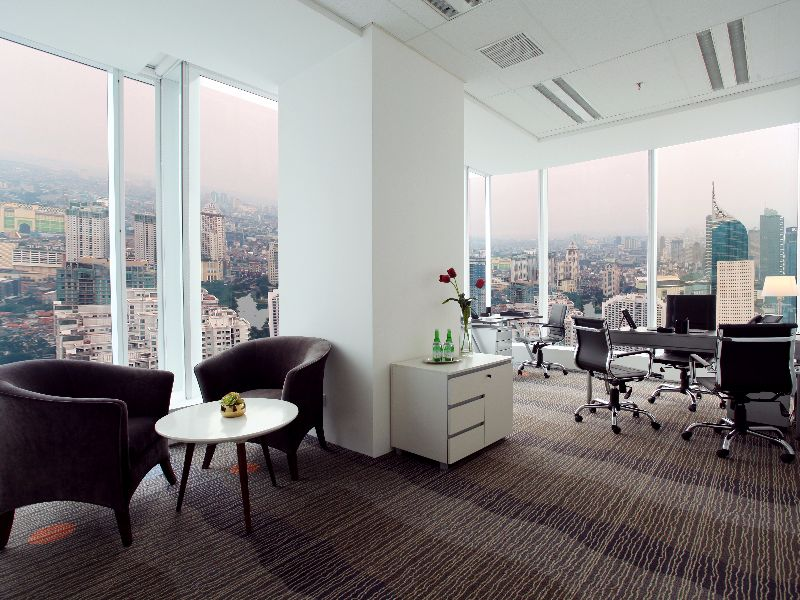 Ho Chi Minh Vietcombank Tower - 5 Me Linh Square - Ben Nghe Ward - Ho Chi Minh City (private, co-working)