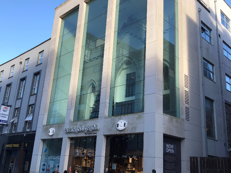 Regus - The Gallery - The Old Savoy Complex - 13 Bedford Row - Limerick (private, co-working)