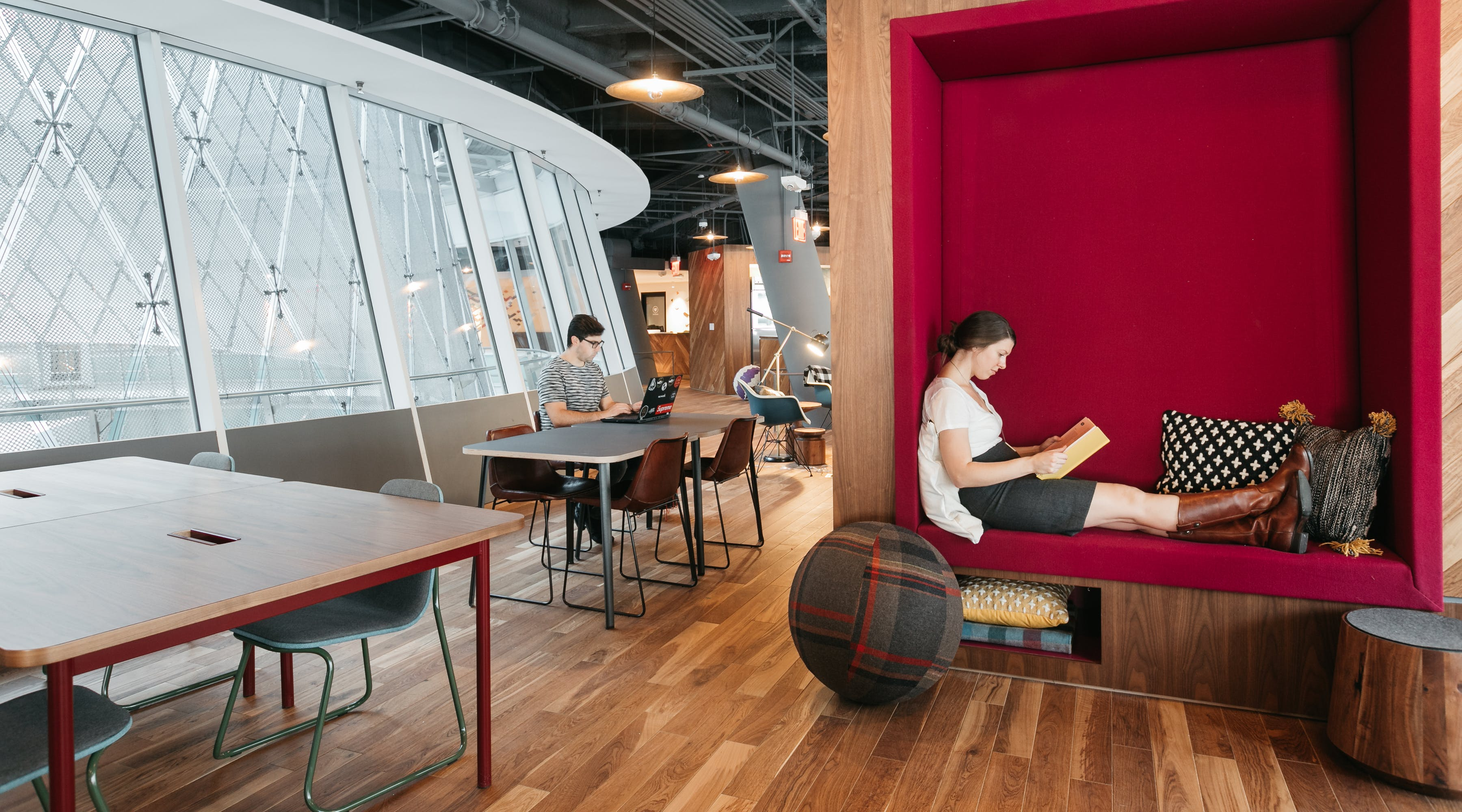 Office Space in Collins Street