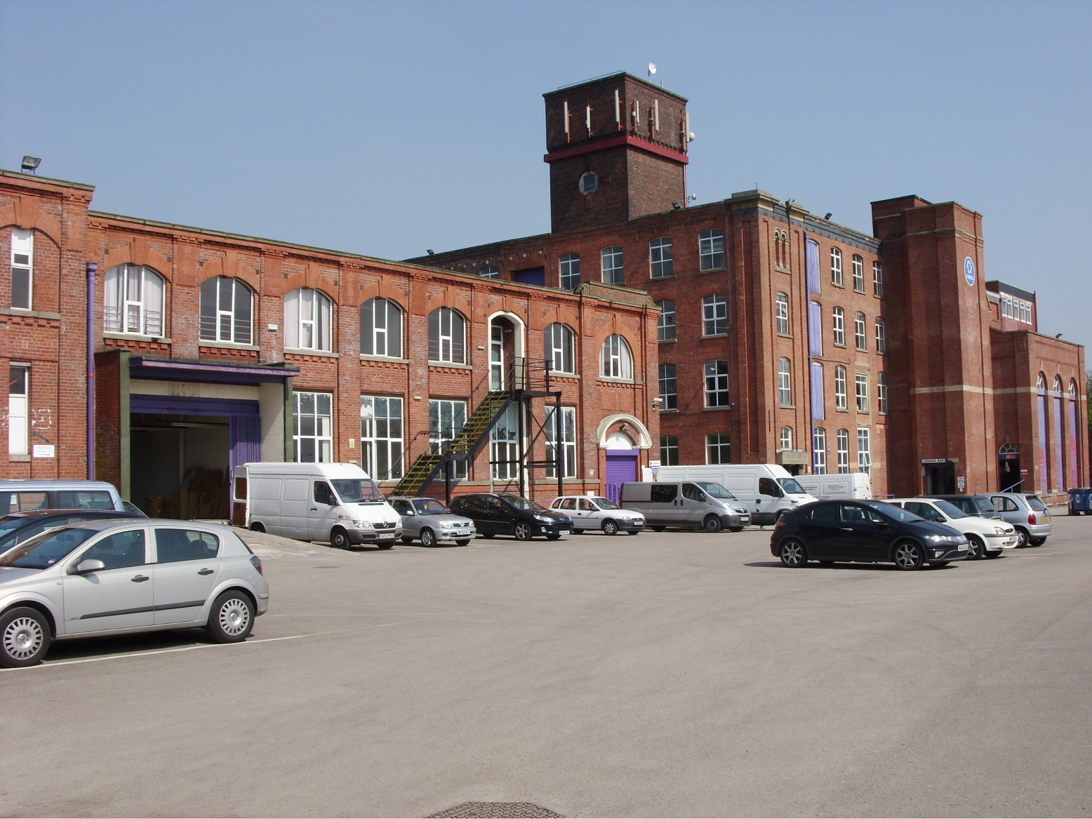 Space - Rossini St, BL1 - Bolton (Has Industrial Also)