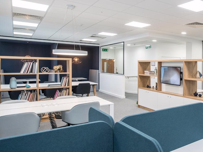 Office Space in De Kleetlaan 4 Machelen