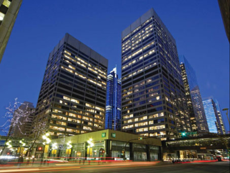 Calgary Place - 330 5th Avenue SW - Calgary - AB