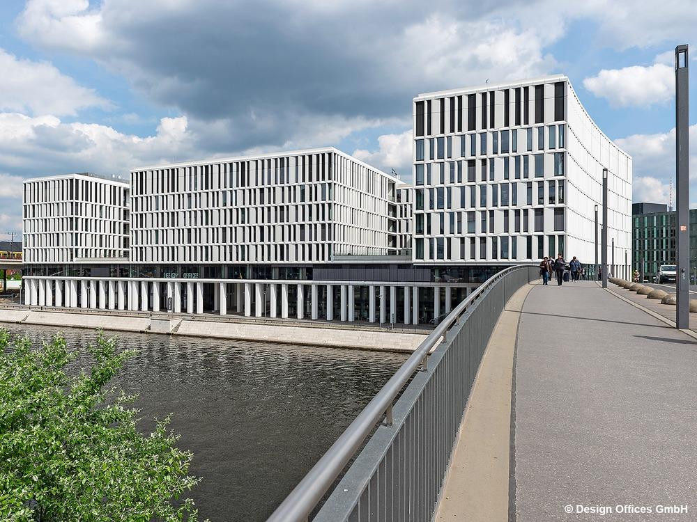 Humboldthafen - Alexanderufer 3-7 - Berlin