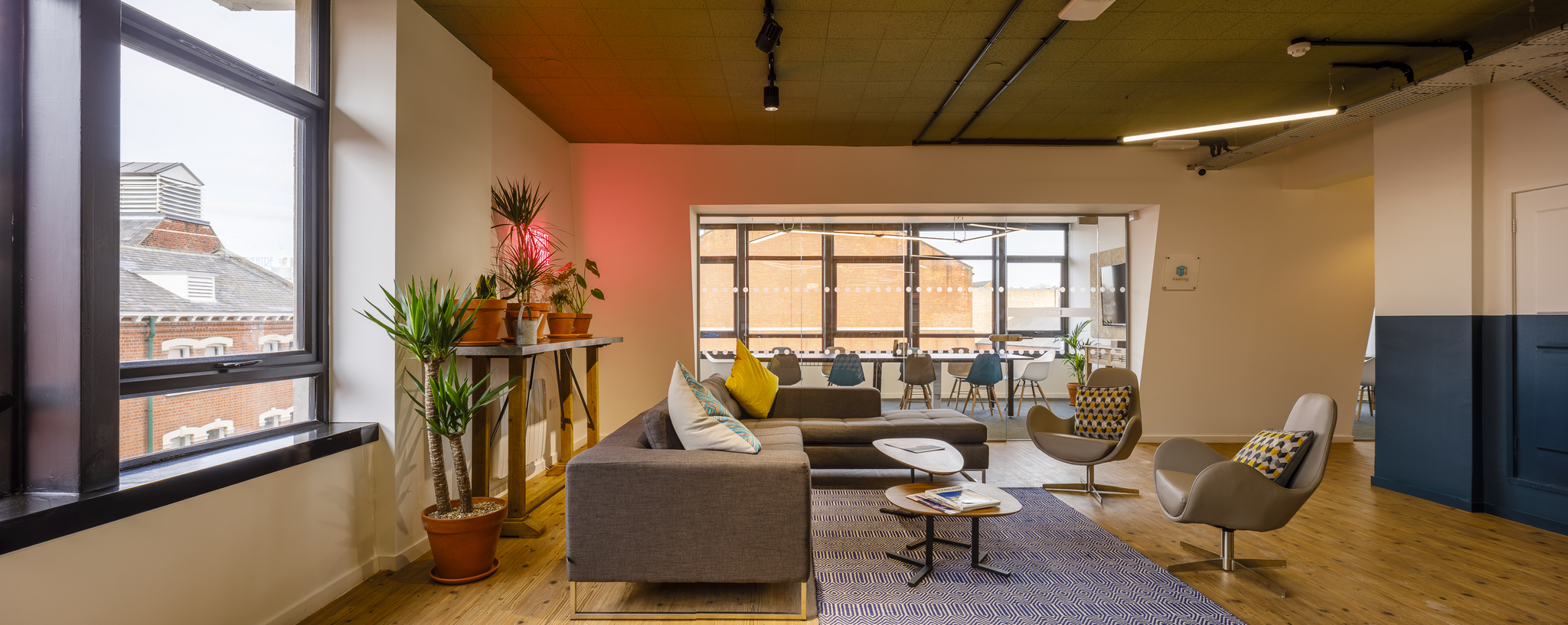 K2 - Bond Street, HU1 - Hull (private, co-working, residential apartments)