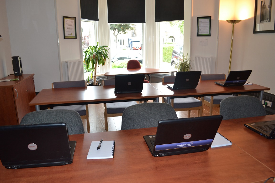 Business Port - 46 Queens Road, AB15 - Aberdeen (private, shared space)
