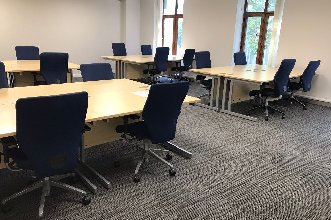 Pennine Way Ltd - Cavell House - Pennine Place - 2a Charing Cross Road, WC2 - Leicester Square (private, co-working, hot-desk)