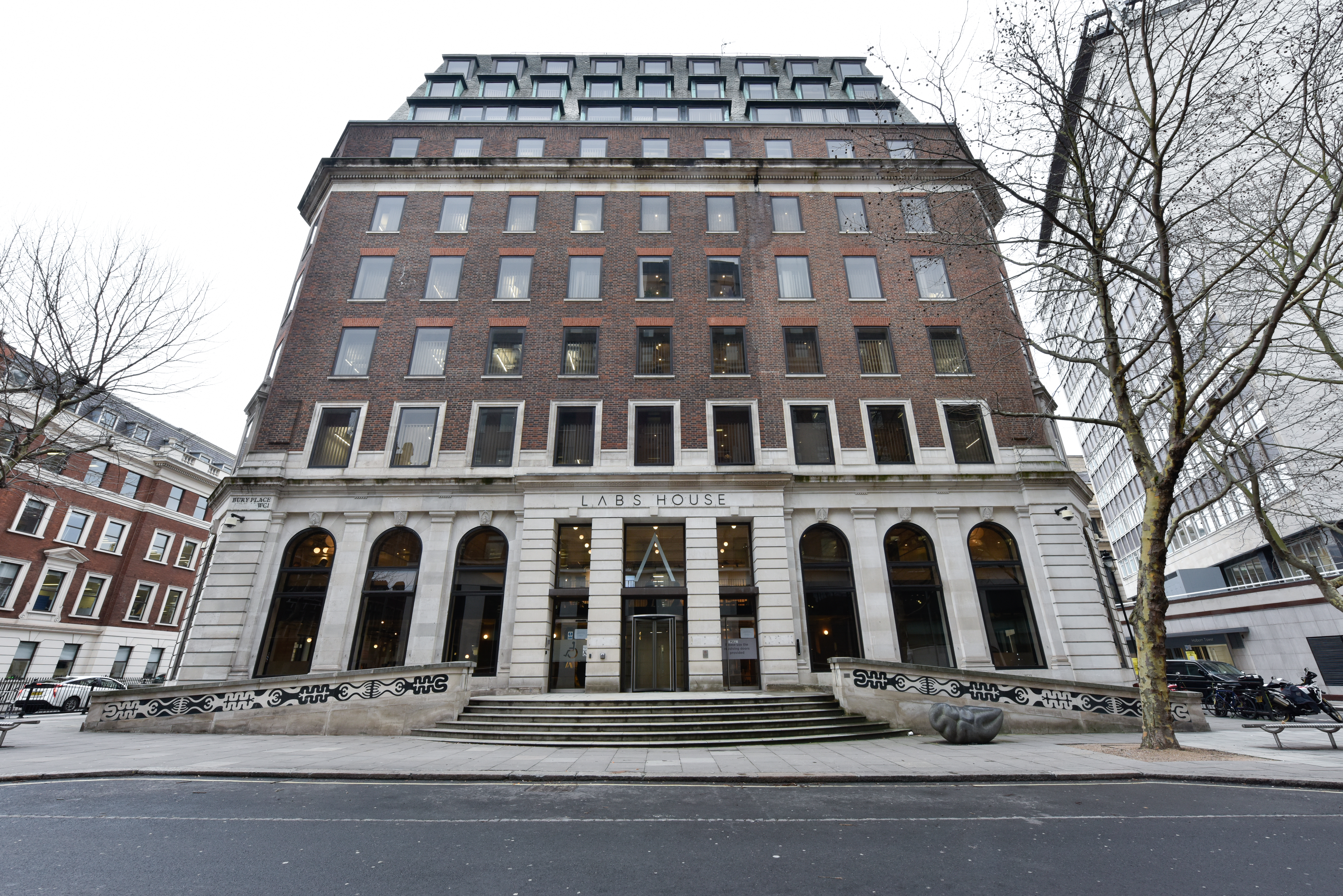 Labs House - 15-19 Bloomsbury Way, WC1 - Holborn (private, co-working)