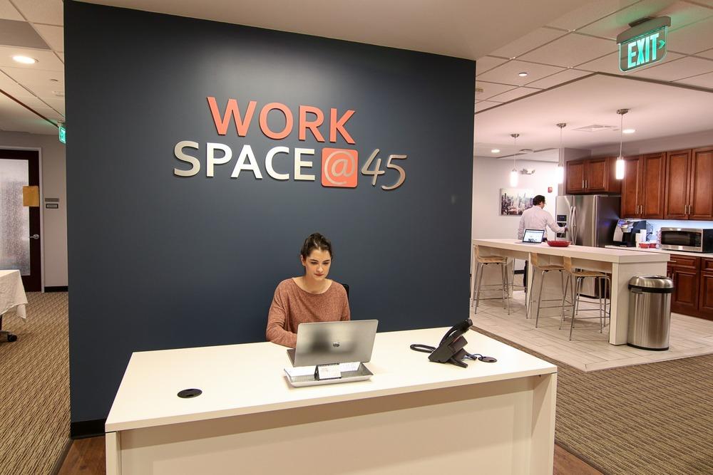 Workspace@45 - 45 Dan Road, Canton - MA