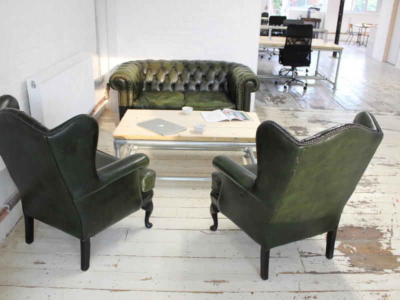 Canvas Coworking - 215 Lyham Road, SW2 - Brixton (co-working only)(Up to 8 desk leads)