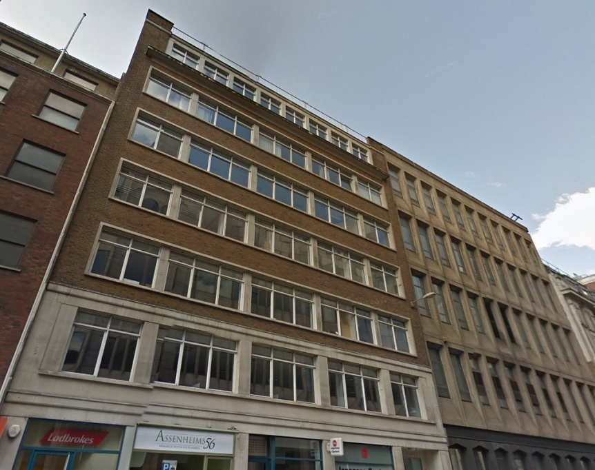 LRP - 19/21 Great Tower Street, EC3 - Tower Bridge (Conventional - 3 to 5 Year Lease)