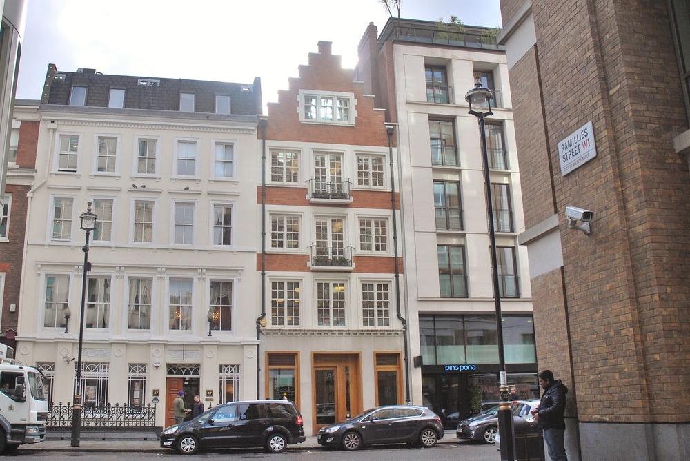 Hallmark Estates - 46 Great Marlborough Street, W1 - Soho