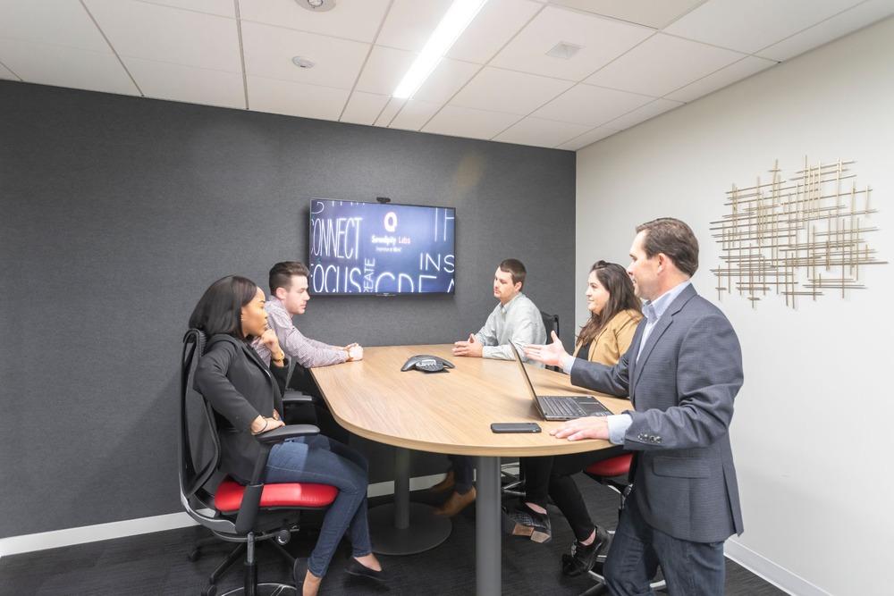 Office Space in Three Alliance Center 3550 Lenox Rd NE