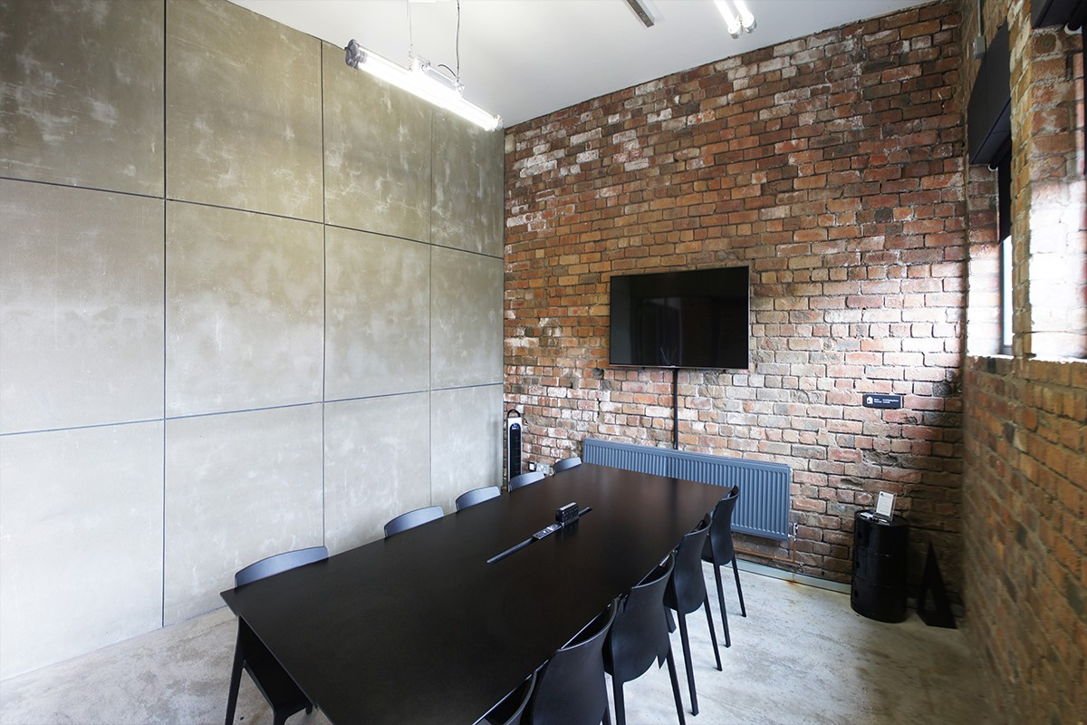 Jordan Street Studios - 12 Jordan Street, L1 - Liverpool (private, co-working)