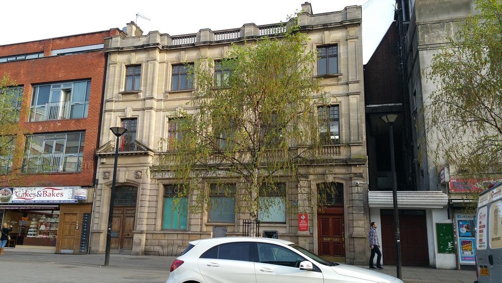 Alexandra Mane - Startford Business Center - 298 Romford Road, E7 - Forest Gate