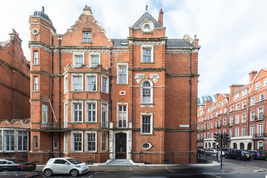 25 Green Street, W1 - Marble Arch