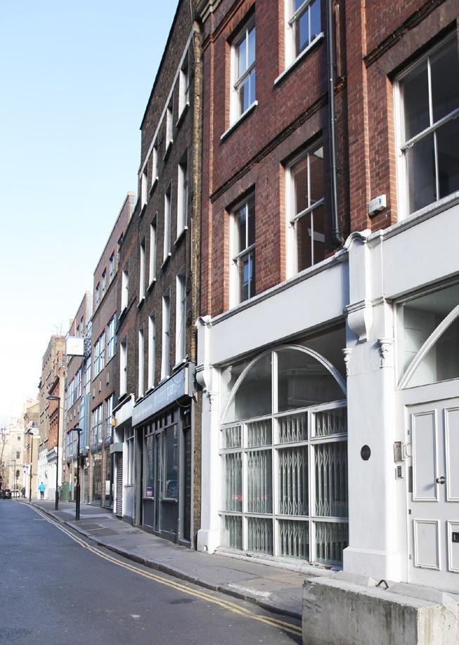 WorkPad - 38-39 St John's Lane, EC1 - Clerkenwell