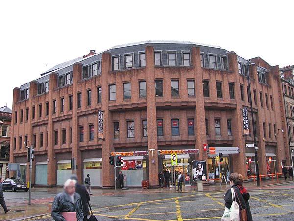 Halifax House - 93-101 Bridge Street, M3 - Manchester