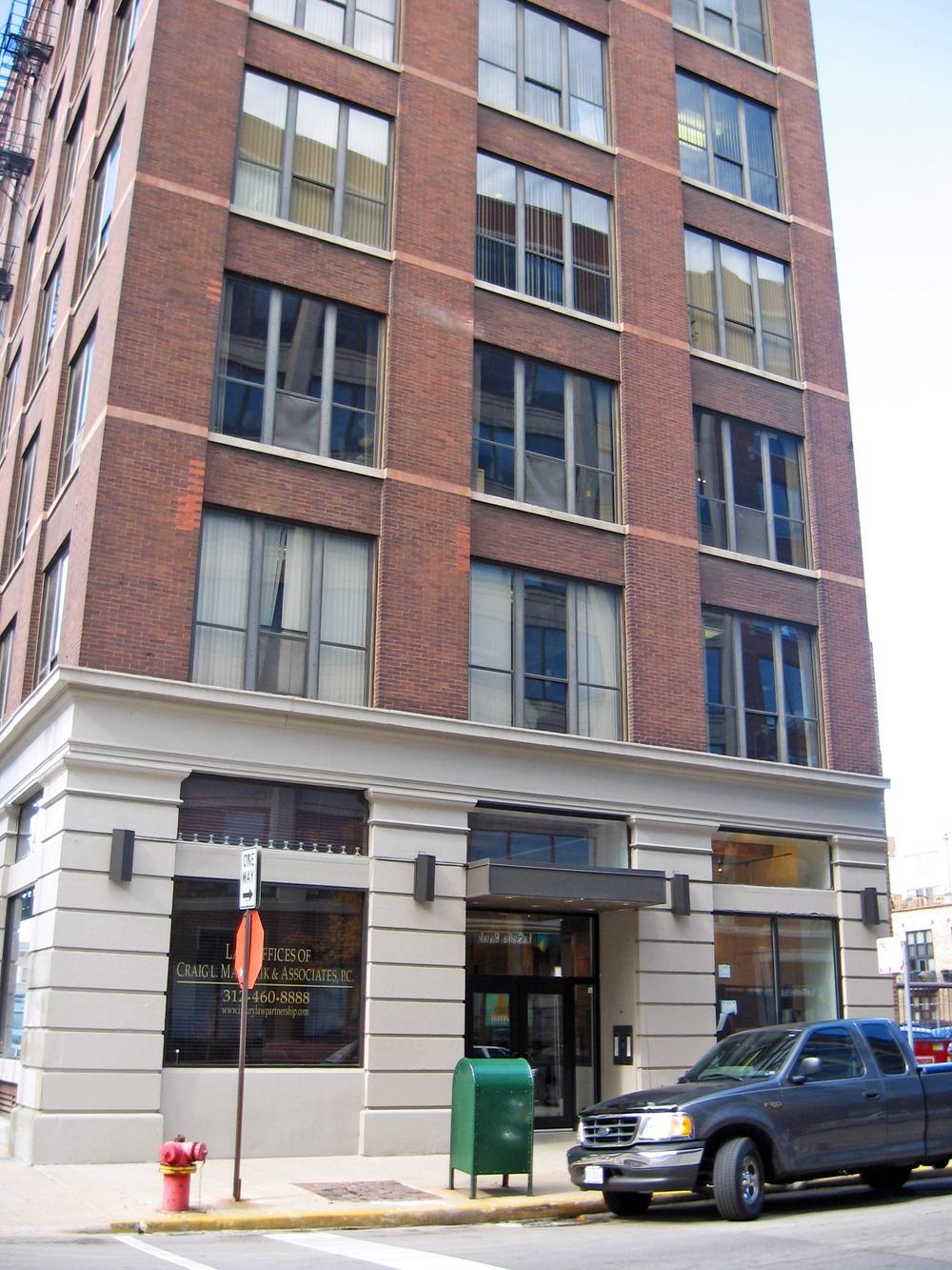 3 East Loft - W Jackson Blvd - Chicago - IL