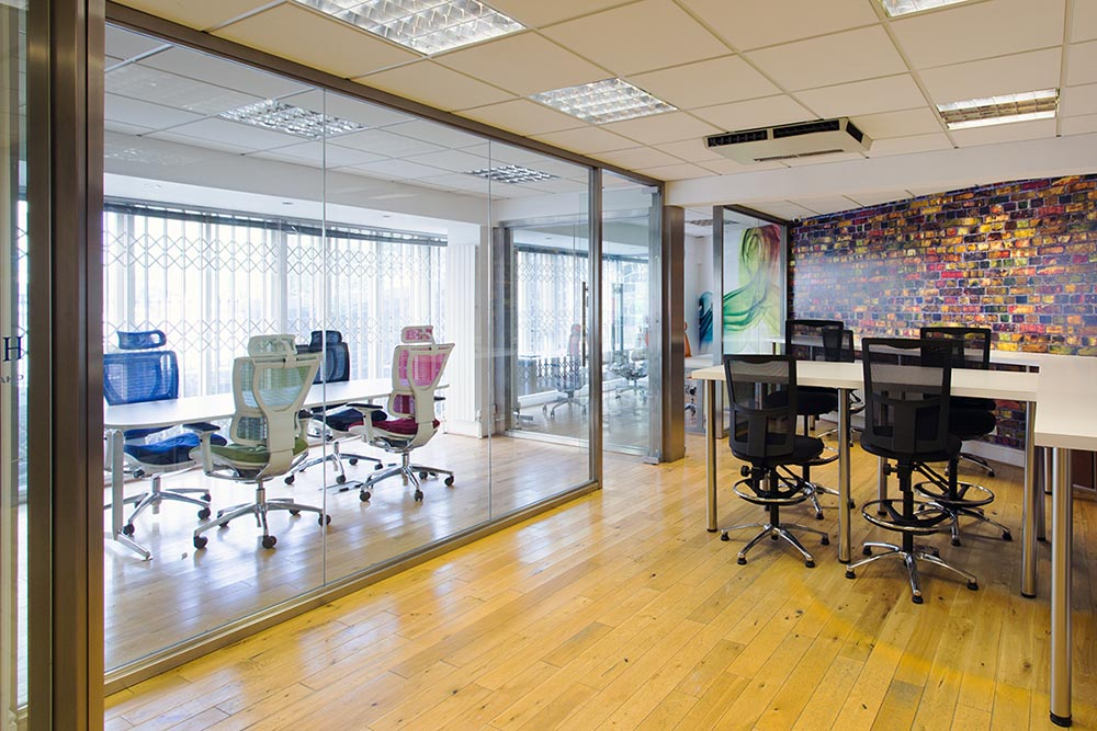 Workspace Hub - St Andrew's House - St Andrew's Street, LS3 - Leeds (private, co-working, hot-desk)