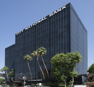 Barrister - City National Bank Building - Encino