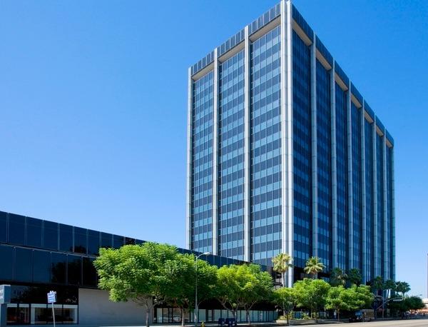 Barrister - Wells Fargo Bank Building - 15760 Venture Blvd - Encino - CA
