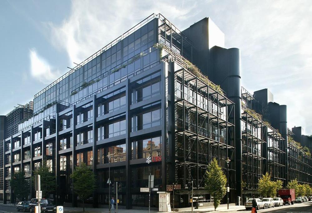 3 Finsbury Avenue, EC2 - Liverpool Street (no agency leads)