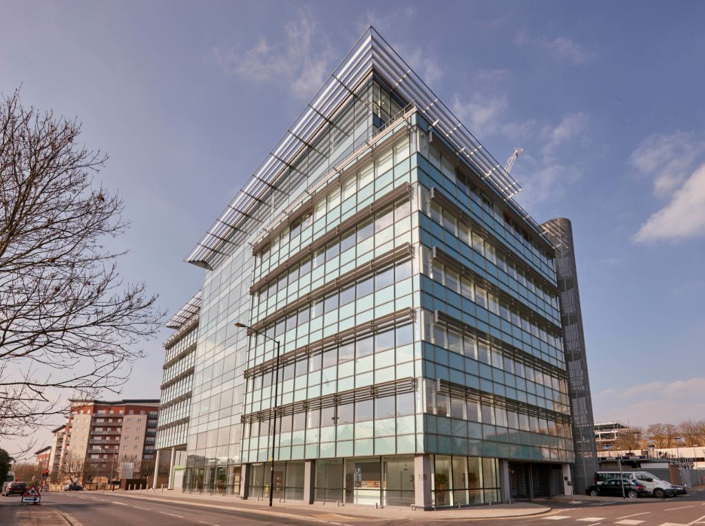 Citibase - The Urban Building - 3-9 Albert Street, SL1 - Slough (private, co-working)