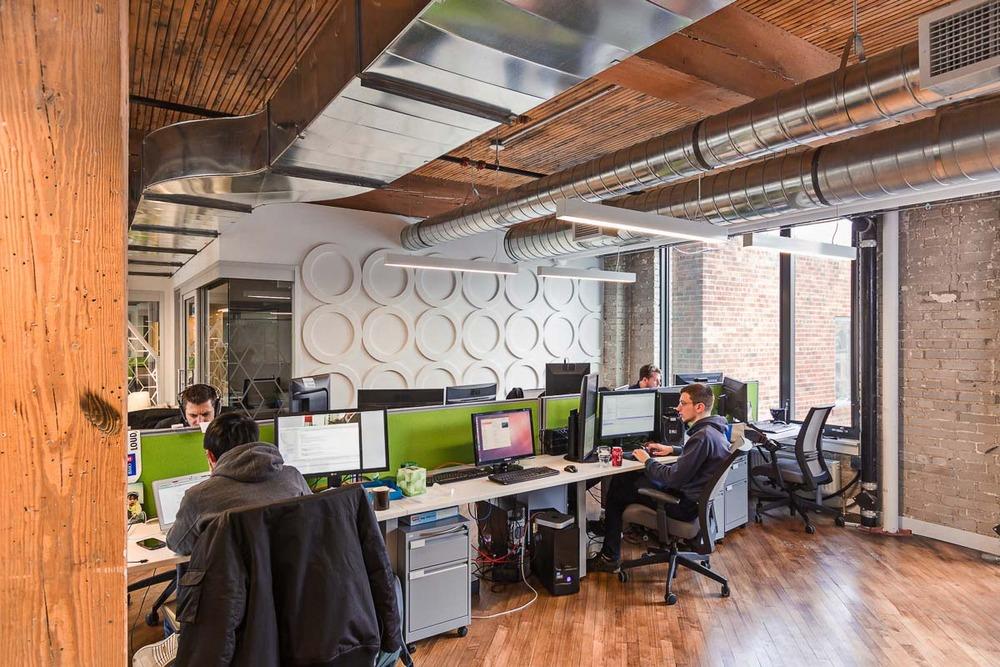 iQ Offices - 545 King Street West, Toronto