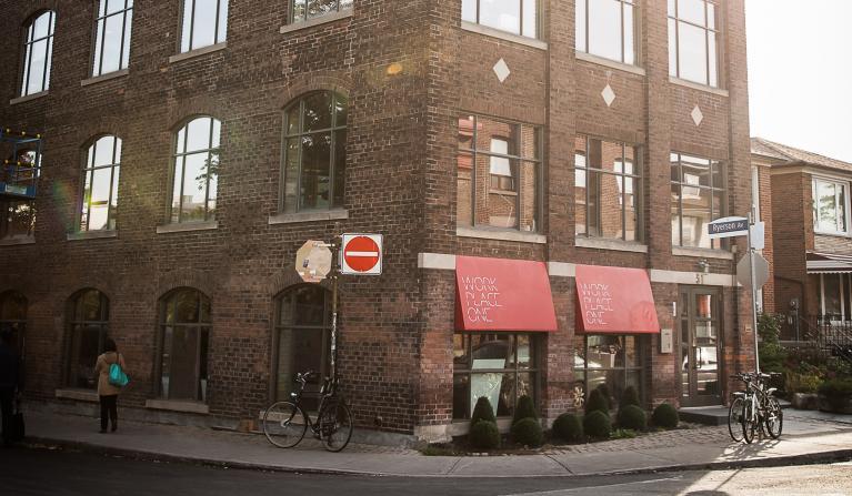 Workplace One - 51 Wolseley Street, Toronto