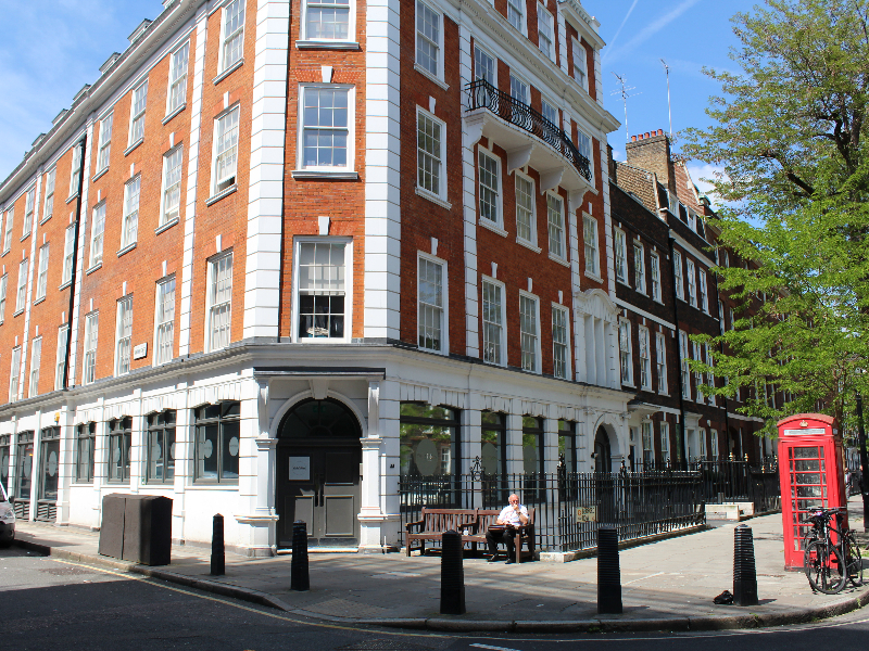 44 Beford Row, WC1 - Holborn (Co-working, Hot-desking)