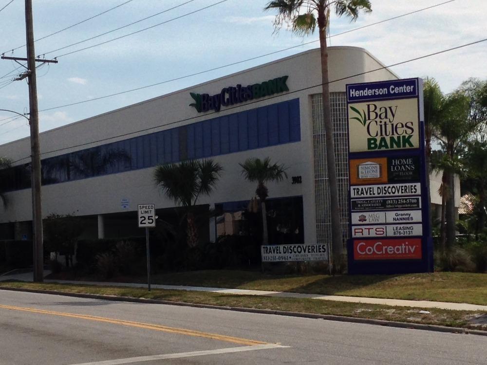 CoCreativ - 3902 Henderson Blvd, Tampa