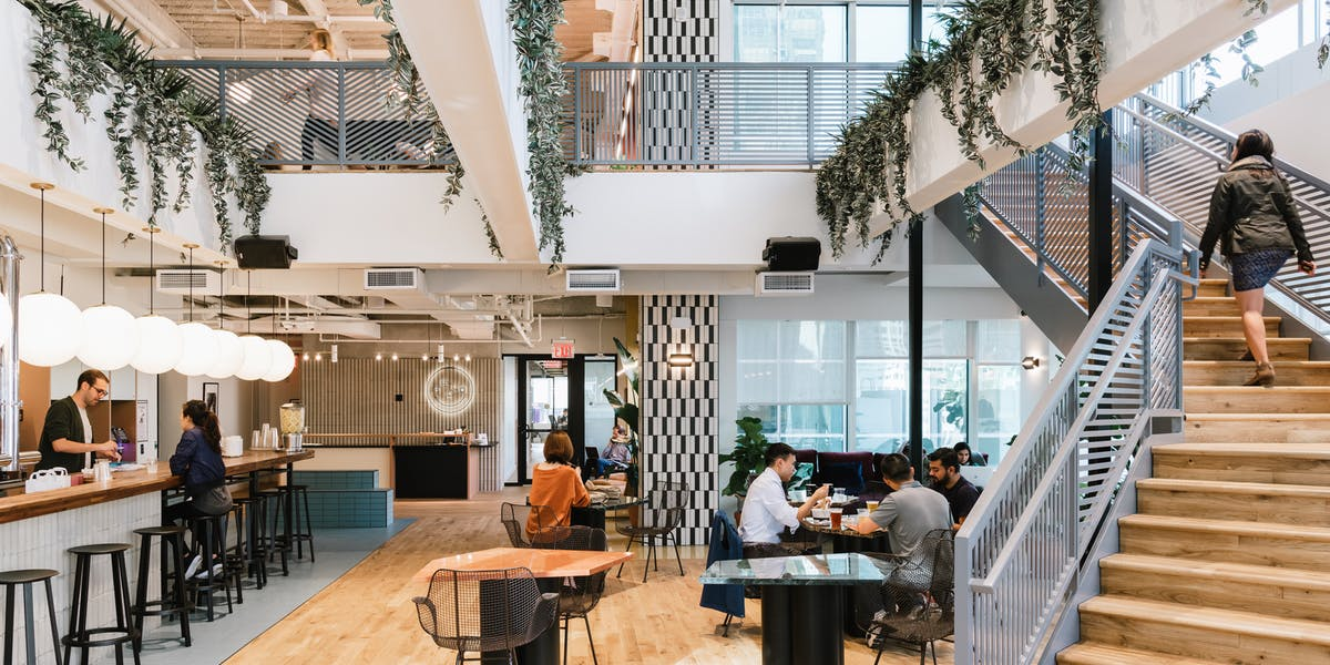 Office Space in W Peachtree St NW