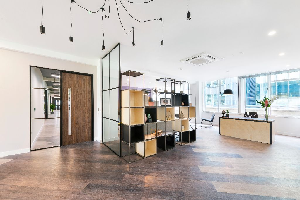 20 Chiswell Street, EC1 - Moorgate