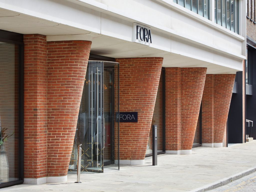 FORA Space - Folgate Street, E1 - Spitalfields