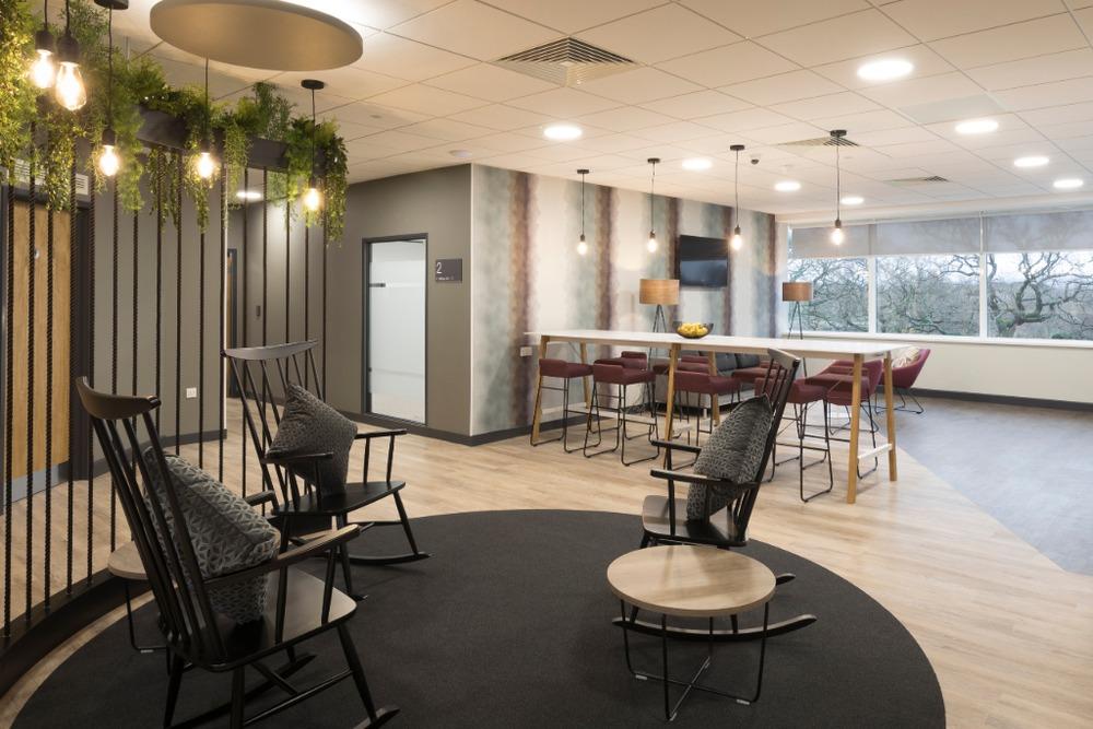 Pure Offices - Cheadle Royal Business Park - Brooks Drive, SK8 - Cheadle Royal