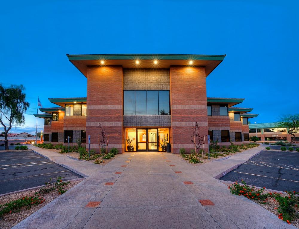 Office Evolution  - 4435 E. Chandler Boulevard - Phoenix - AZ