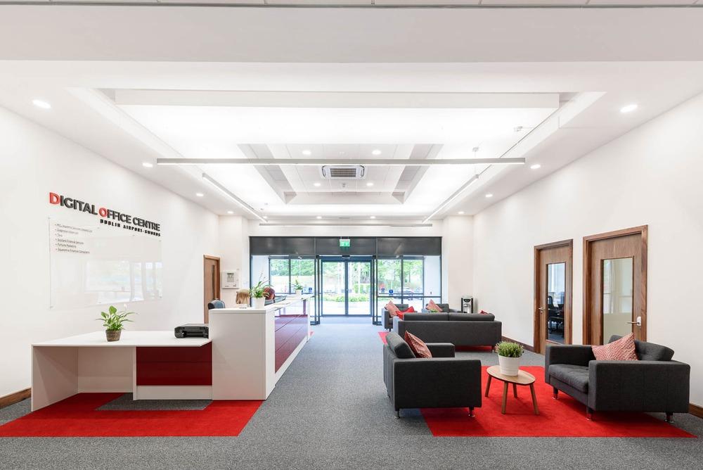 Digital Office Centre - Dublin Airport - Balheary Road - Swords - Dublin (private, co-working)