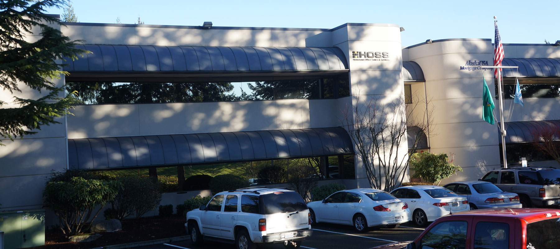 Hometown Office Suites and Services (HOSS) - 33530 1st Way S - Federal Way