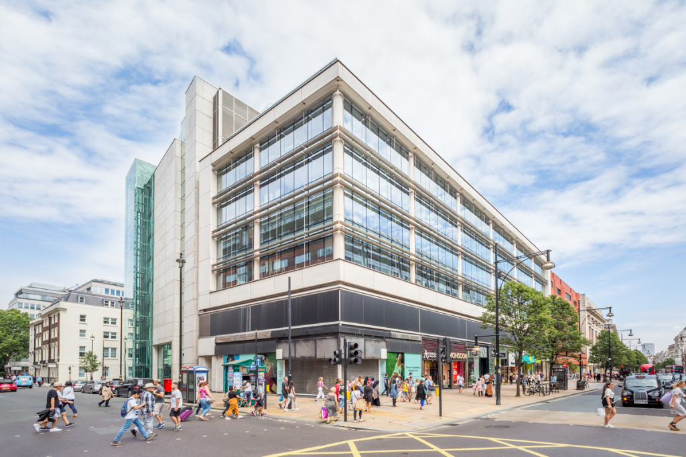Landmark - 2 Portman Street, W1 - Marylebone