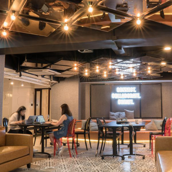 Campfire - King's House - 971 Kings Road - Quarry Bay - Hong Kong (co-working)