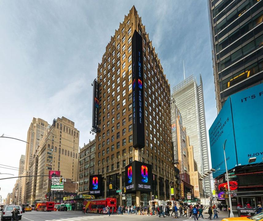 Knotel - 200 West 41st Street - New York - NY
